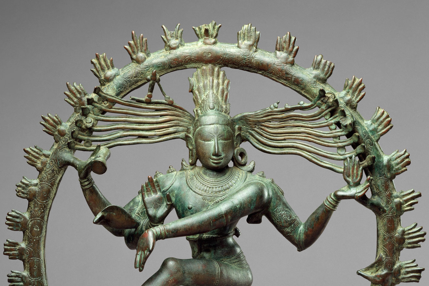 Shiva as Lord of Dance (Nataraja), Indian (Tamil Nadu)