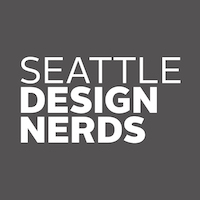Seattle Design Nerds logo