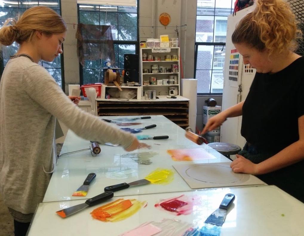 interdisciplinary visual arts school of art art history interdisciplinary visual arts