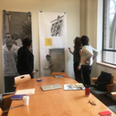 Meeting about OMA&D 50th anniversary exhibition