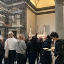 Group in Medici Chapel