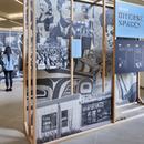 OMA&D exhibition by Studio Matthews