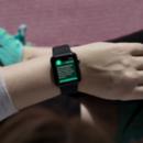 AeroLyze notification on Apple Watch by Thipok Cholsaipant