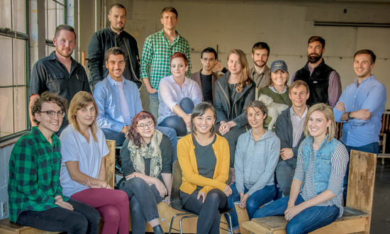 New graduate students in autumn 2016