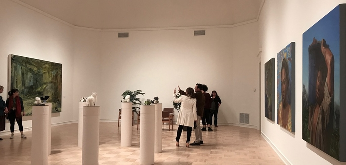 2017 MFA + MDes Thesis Exhibition
