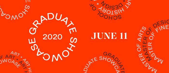 2020 Graduate Showcase banner