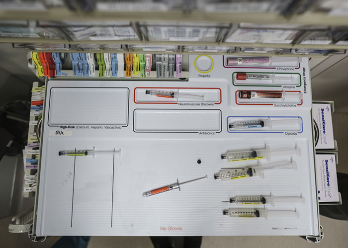 Anesthesia Medication Template