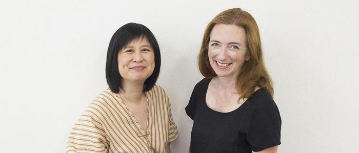 Karen Cheng and Kristine Matthews