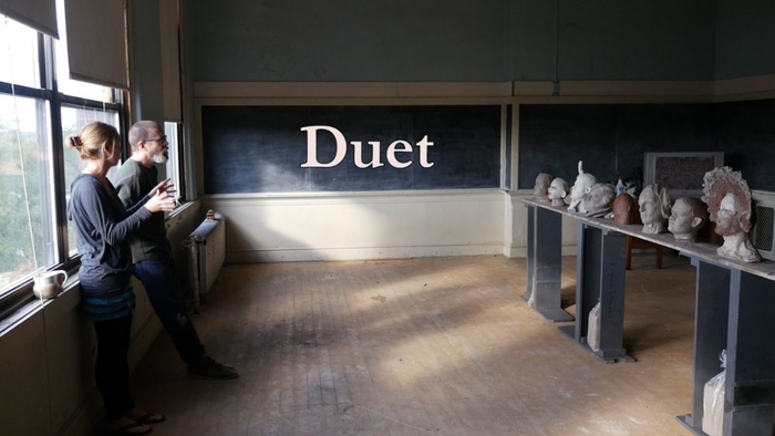 Duet at Eutectic Gallery with Doug Jeck