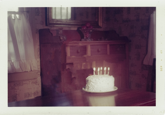 Jennifer on her 8th Birthday (empty) by H. Detweiler