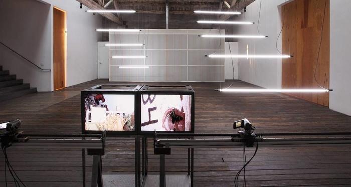 Site Machines by Tivon Rice