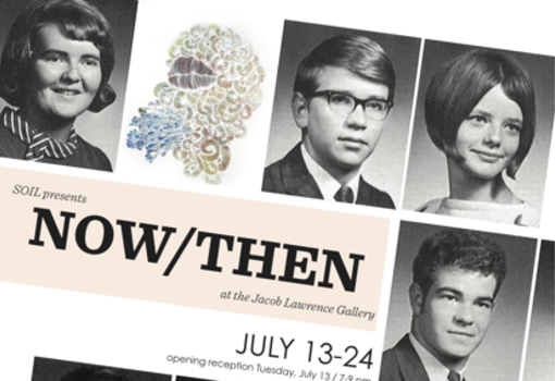 Now/Then Poster