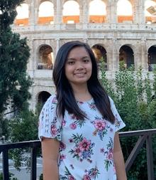 Alexis Calma in Rome