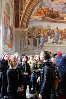 Art History Rome Vatican