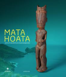 Matahoata exhibition catalog cover