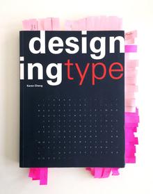 Designing Type by Karen Cheng