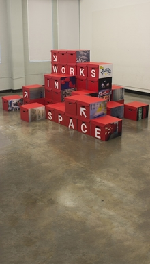 Works in Space by Kristine Matthews