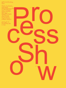 MDes Thesis Poster Show