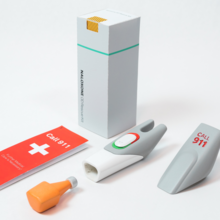 Nalozone OD Rescue Kit by Miller and Hart