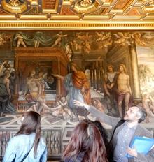 Villa Farnesina Rome Italy