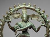 Shiva as Lord of Dance (Nataraja), Indian (Tamil Nadu)