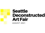 Seattle Deconstructed Art Fair logo