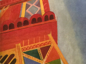 Image of Eiffel Tower by Robert Delaunay