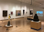 Familiar Faces & New Voices exhibition at Tacoma Art Museum