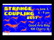 Strange Coupling 2017 June event