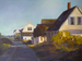 East Chop Morning Light by Anne Besse-Shepherd