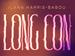 Ilana Harris-Babou Long Con exhibition banner