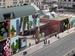 Mural at MOCA Los Angeles by Jonas Wood