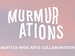 Murmurations logo and tagline: A Seattle-Wide Arts Collaboration