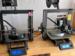3D printing of face shield cradles