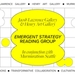 Emergent Strategy Reading Group image / text identity