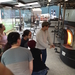 Hot glass demonstration