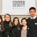 Interaction Design students at Cooper Hewitt