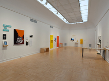 Portion of 2019 Master of Design installation at Henry Art Gallery