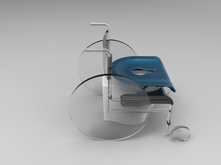 Wheelchair concept by Associate Professors Ahn and Yoon