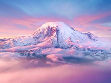 Mount Rainier by Alex Chen