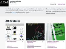 AIGA Design Teaching Resource