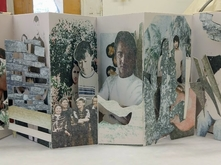 Artist book by student