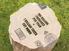 Cardboard Packaging exhibition design