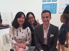 Catherine Lim, Jaewon Hwang, Chad Hall