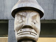 Cedar Man by Joe David