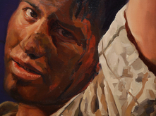 Detail of Juan Jose by Arely Morales