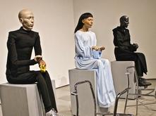 Rubric installation by Doug Jeck