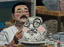 Akio Takamori by Jonas Wood