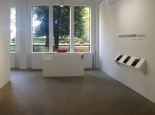 Factory Showroom: Industry at Jacob Lawrence Gallery