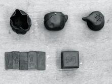 Ceramic series by Jiani Ma